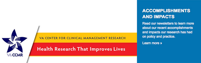 Center for Clinical Management Research
