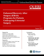 Enhanced Recovery After Surgery (ERAS) Programs for Patients Undergoing Colorectal Surgery