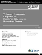 Technology Assessment: EarlySense for Monitoring Vital Signs in Hospitalized Patients