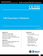 Life Expectancy Calculators