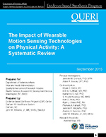 The Impact of Wearable Motion Sensing Technologies on Physical Activity: A Systematic Review