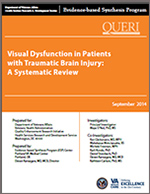 Visual Dysfunction in Patients with Traumatic Brain Injury: A Systematic Review