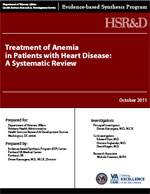 Treatment of Anemia in Patients with Heart Disease (October 2011)
