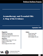 Systematic Review - Aromatherapy and Essential Oils: A Map of the Evidence