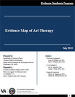 Evidence Map of Art Therapy