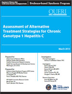 Assessment of Alternative Treatment Strategies for Chronic Genotype 1 Hepatitis C (March 2013)