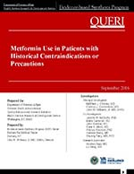 Metformin Use in Patients with Contraindications or Precautions