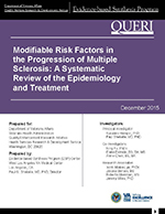 Modifiable Risk Factors in the Progression of Multiple Sclerosis: A Systematic Review of the Epidemiology and Treatment