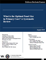 What is the Optimal Panel Size in Primary Care? A Systematic Review