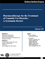 Pharmacotherapy for the Treatment of Cannabis Use Disorder: A Systematic Review