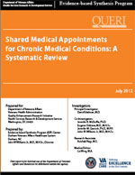 Shared Medical Appointments for Chronic Medical Conditions: A Systematic Review (July 2012)