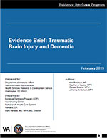 Traumatic Brain Injury and Dementia