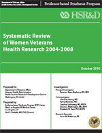Example cover of ESP report