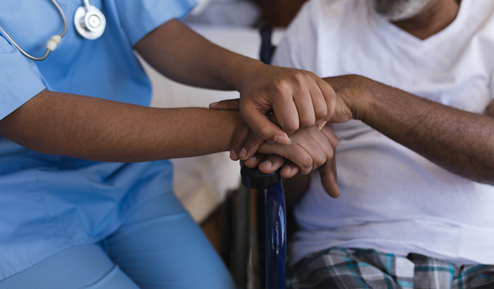 Racial and Ethnic Disparities in End-of-Life Care