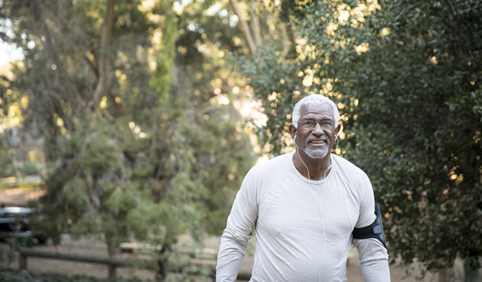 A Proactive Walking Trial to Reduce Pain in Black Veterans