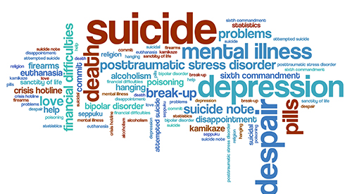 Suicide Prevention FORUM issue