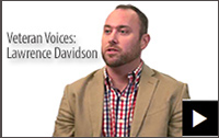 Veteran Voices: Lawrence Davidson