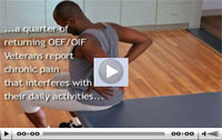 Strategies for Pain video
