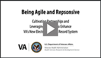 VA HSR&D Partnerships: Research & Operations