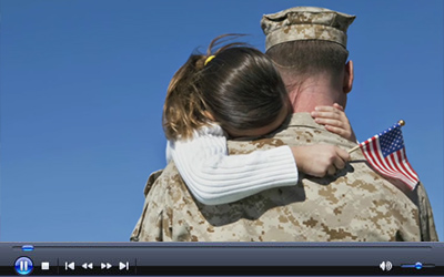 Thank You Veterans video