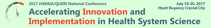 Accelerating Innovation and Implementation in Health System Science - National Conference Banner